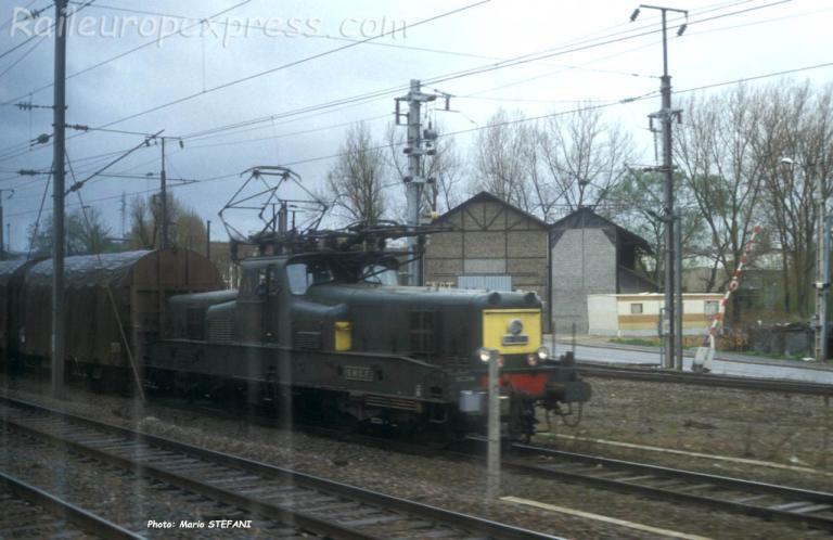 BB 12000 SNCF à Thionville (F-57)