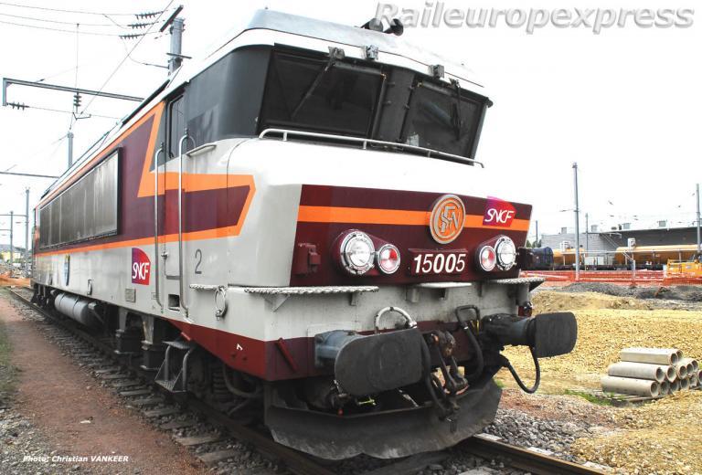 BB 15005 SNCF