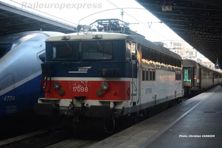 BB 17098 SNCF