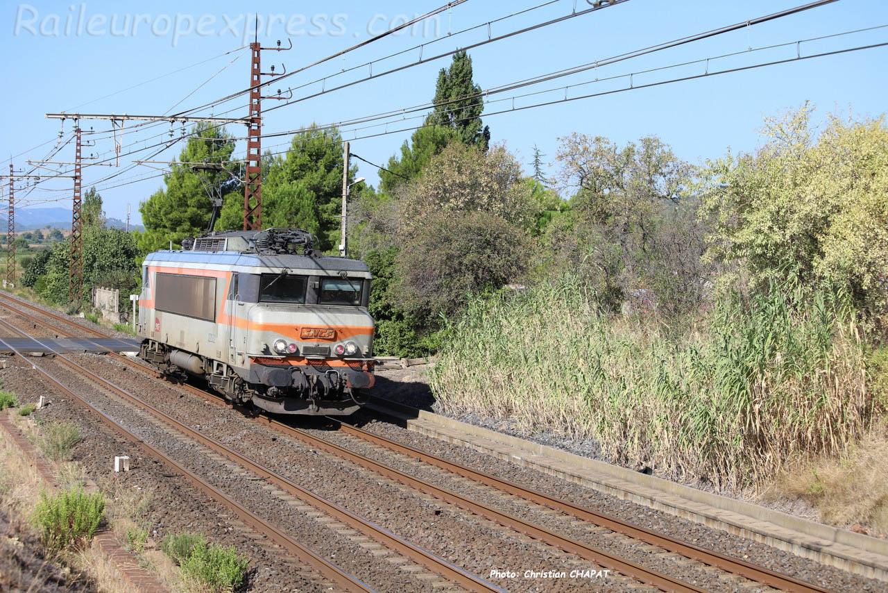 BB 22332 SNCF à Conilhac Corbières (F-11)