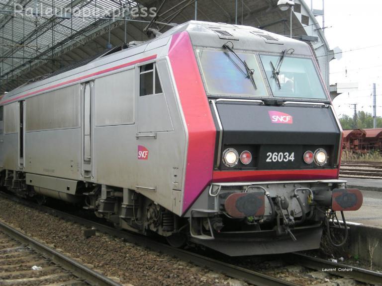 BB 26034 SNCF