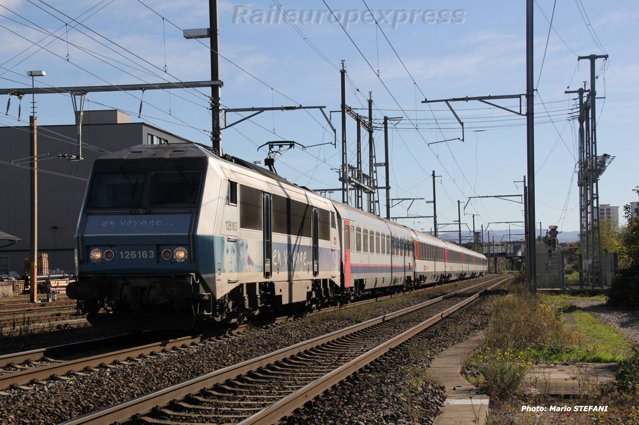 BB 26163 à Basel