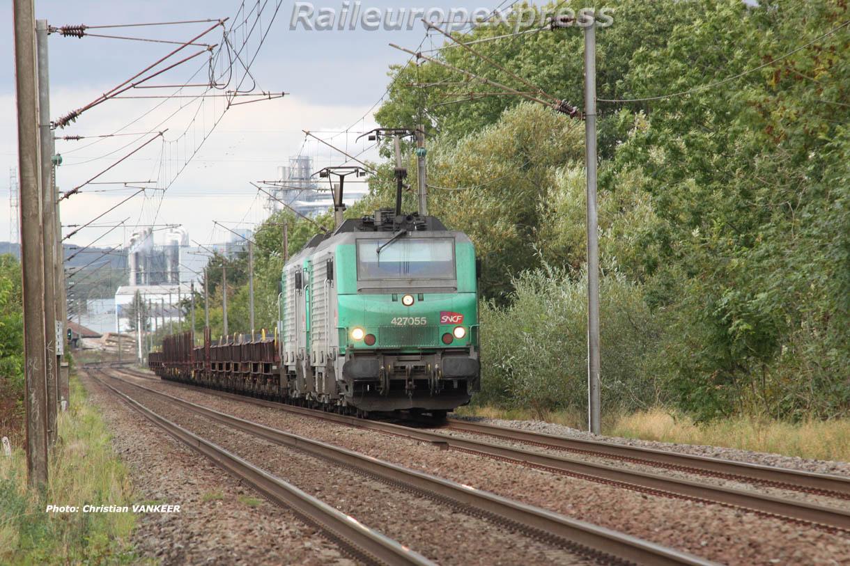 BB 27055 SNCF