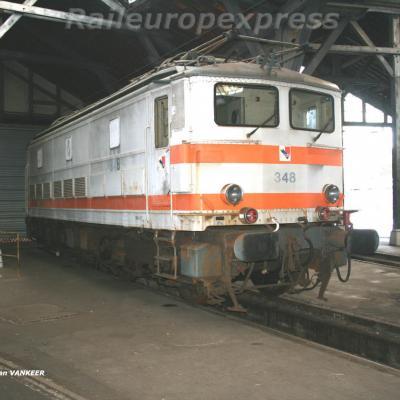 BB 348 SNCF