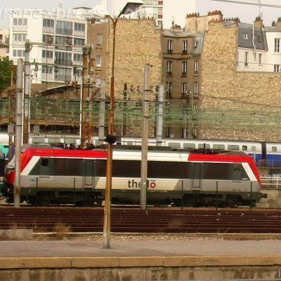 BB 36000 Thello à Paris-Bercy (F-75)