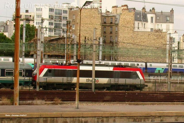 BB 36000 Thello à Paris-Bercy (F-75)