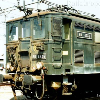 BB 4736 SNCF
