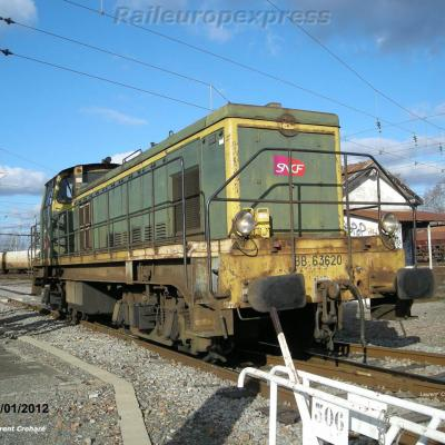 BB 63620 SNCF