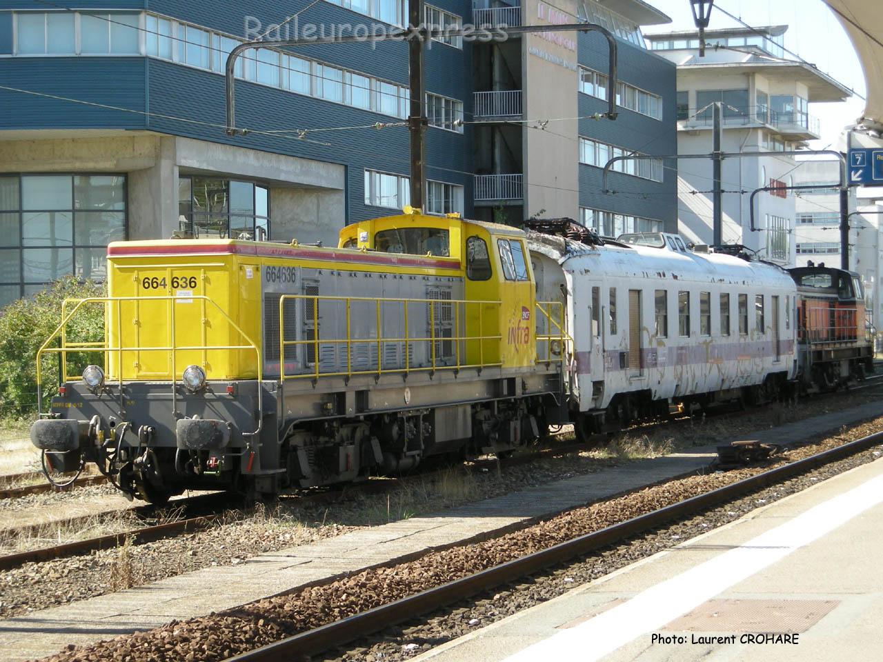 BB 64636 SNCF