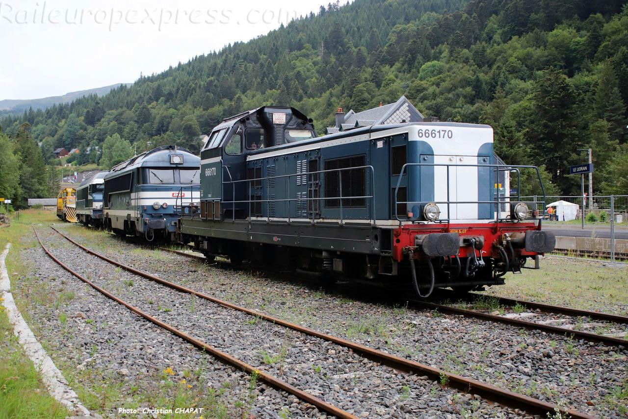 BB 66170 SNCF au Lioran (F-15)