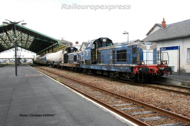 BB 66171 à Aurillac