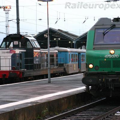 BB 66460 et BB 75070