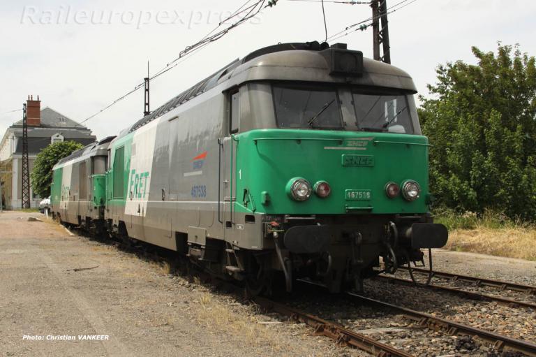 BB 67538 SNCF