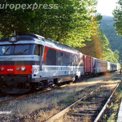 BB 67565 à Villefort