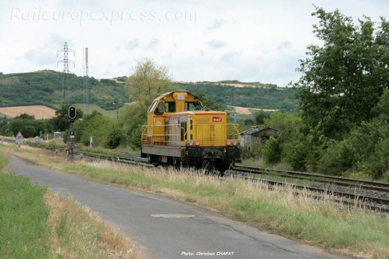 BB 69263 SNCF vers Vic le Comte (F-63)
