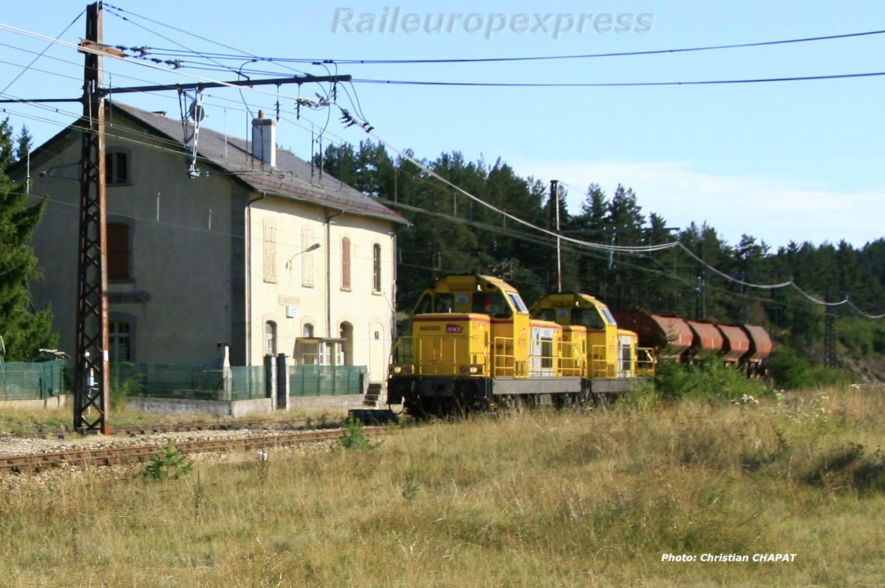 BB 69305 à Saint Sauveur de Peyre (F 48)