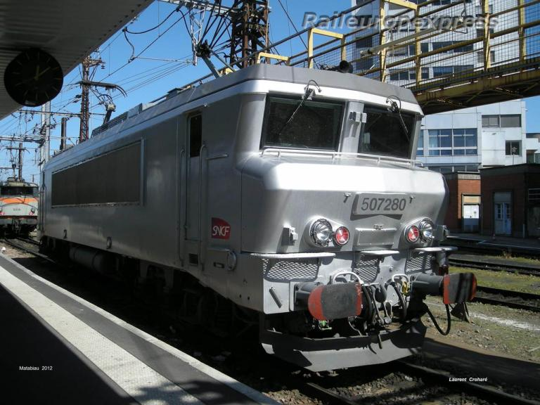 BB 7280 à Toulouse