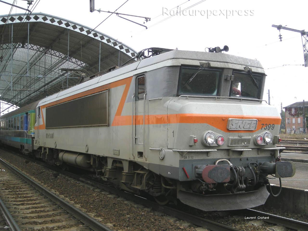 BB 7399 SNCF