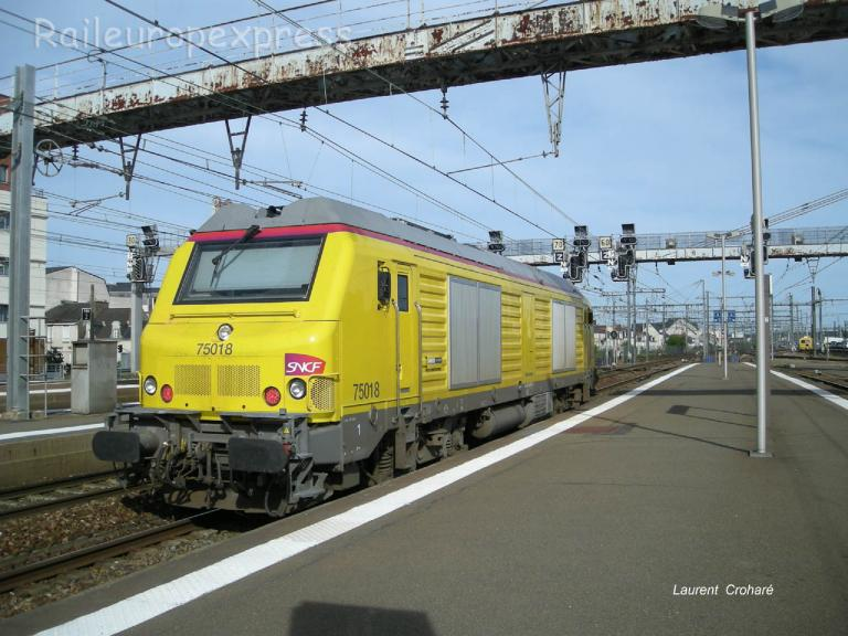 BB 75018 SNCF