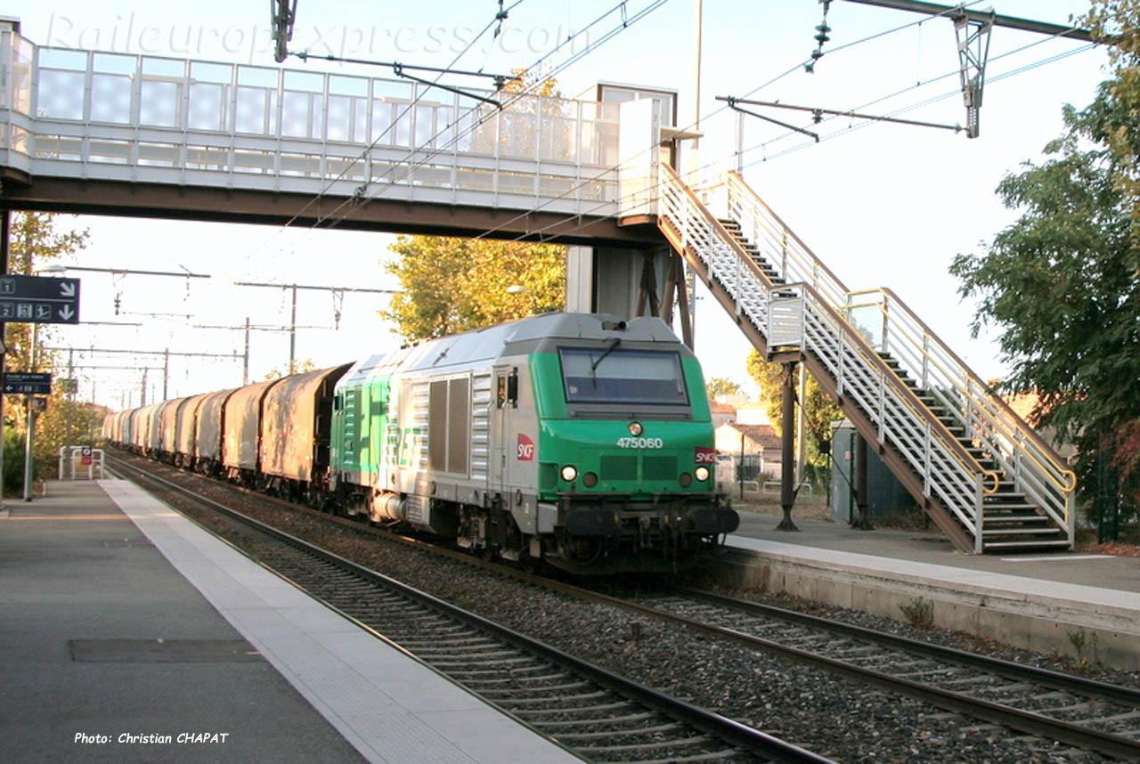 BB 75060 SNCF à Istres (F-13)