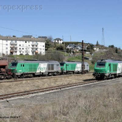 BB 75400 SNCF