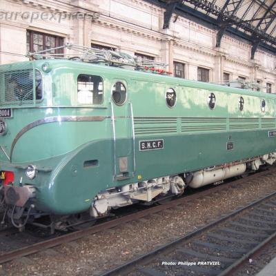 BB 9004 à Bordeaux Saint Jean (F 33)