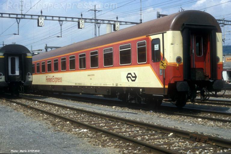 Bcm NS à Zürich (CH)