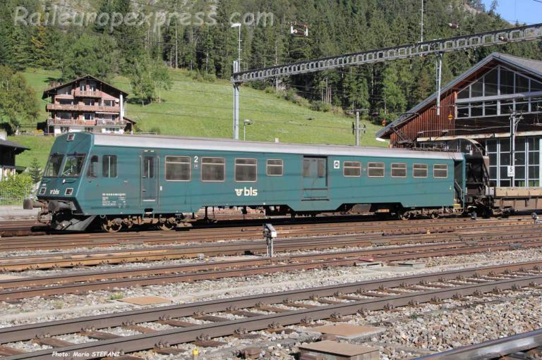BDt BLS à Kandersteg (CH)