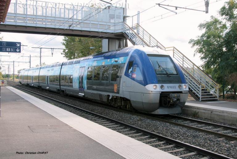 BGC 81622 SNCF à Istres (F-13)