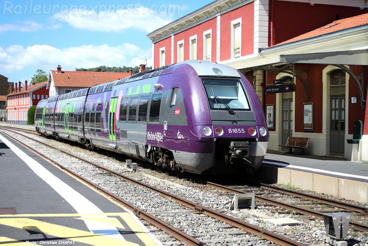BGC 81655 SNCF au Puy en Velay (F-43)