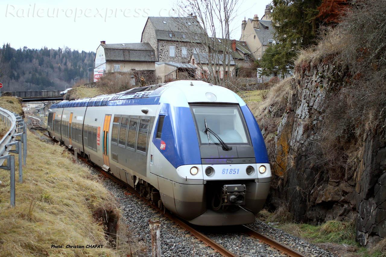 BGC 81851 SNCF à Murat (F-15)