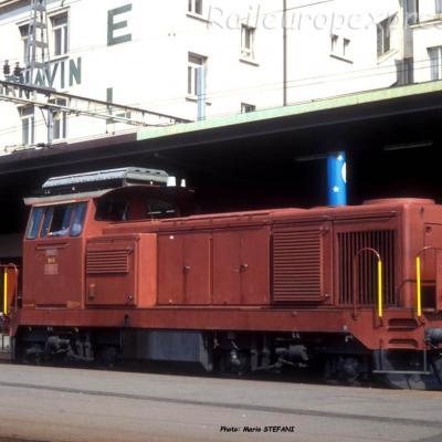 Bm 4/4 CFF à Genève (CH)