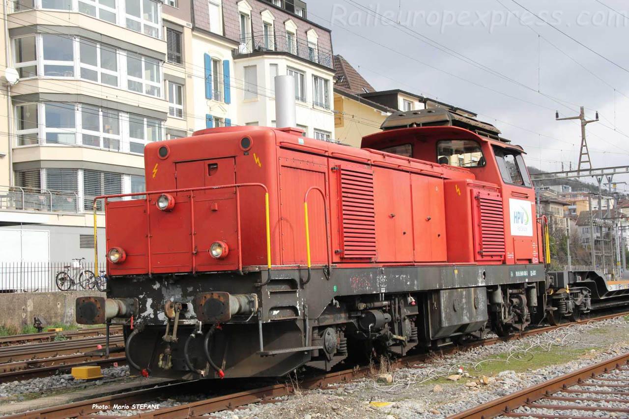 Bm 840 430-3 HPV à Neuchâtel (CH)