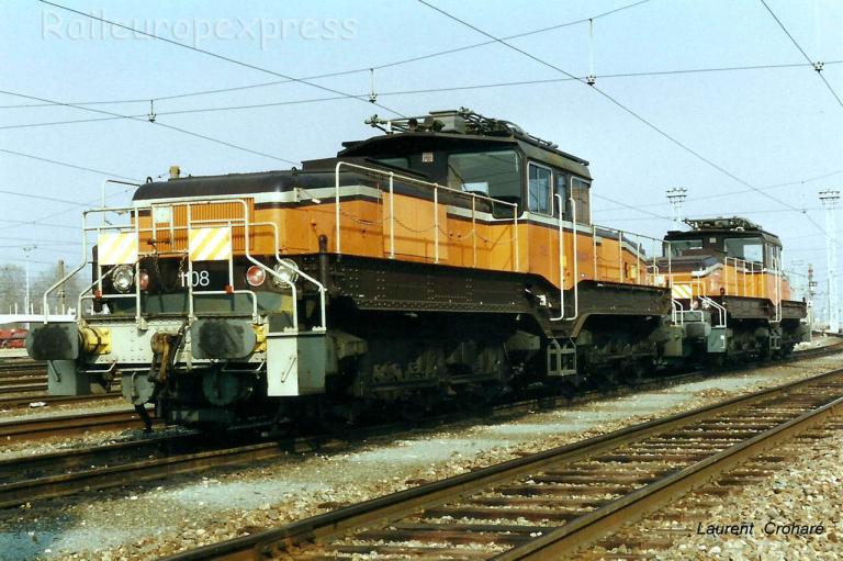 CC 1108 SNCF à Saint Jory (F-31)