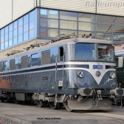 CC 20001 SNCF à Genève (CH)