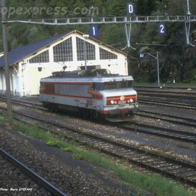 CC 21003 SNCF à Vallorbe (CH)