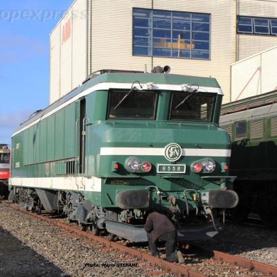 CC 6558 SNCF à Genève (CH)