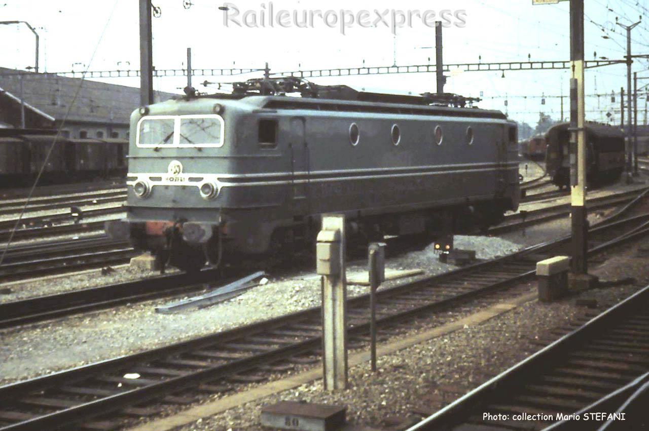 CC 7125 SNCF à Genève (CH)