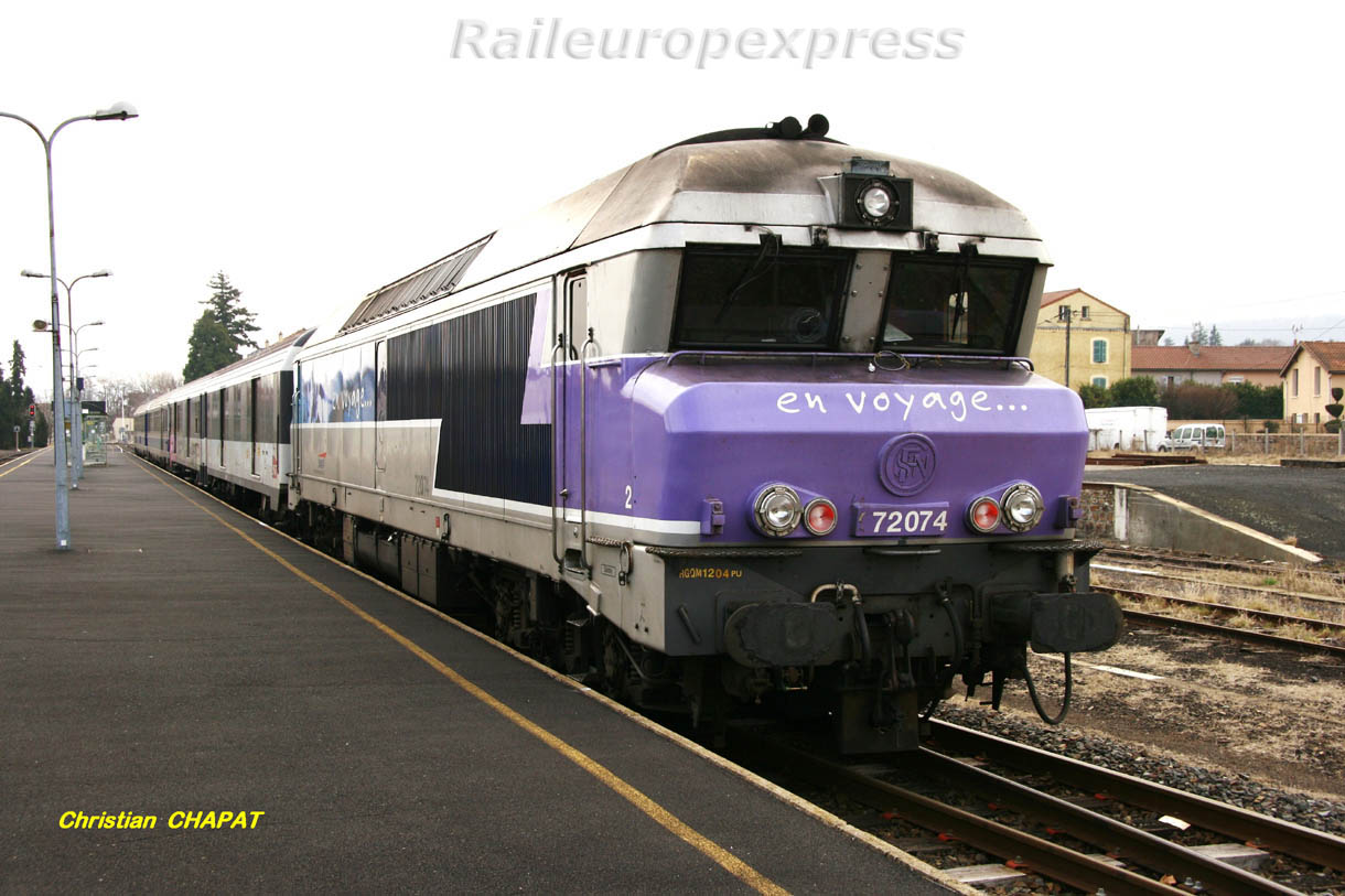 CC 72074 SNCF
