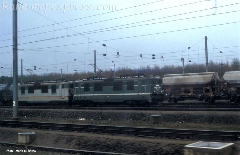 BB 16635 SNCF à Thionville (F-57)