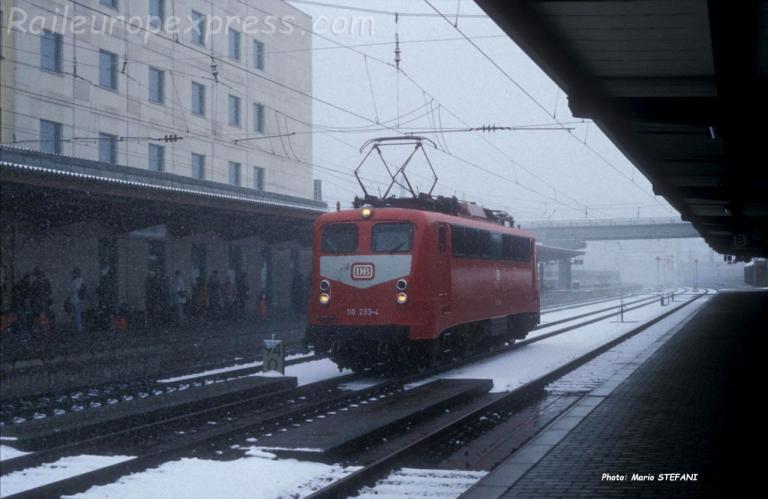 110 233-4 DB à Ulm (D)