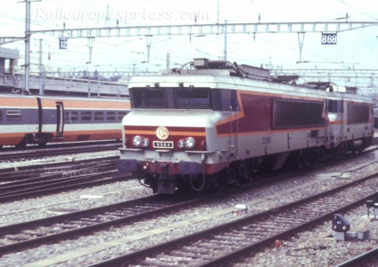 CC 6564 SNCF à Genève (CH)