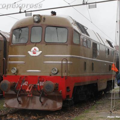 D 542 4010 FS à Milan