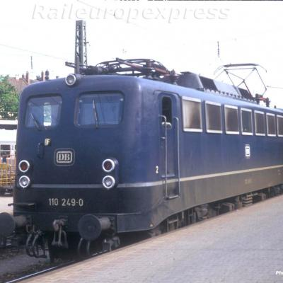 DB 110 249 0 Freiburg Im Brisgau
