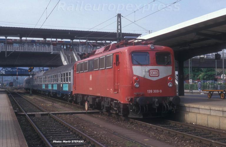 DB 139 309 9 Freiburg Im Brisgau