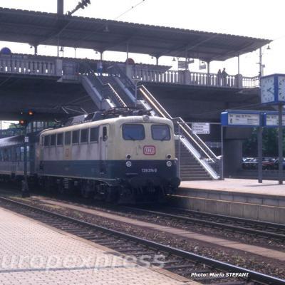 DB 139 314 9 Freiburg Im Brisgau