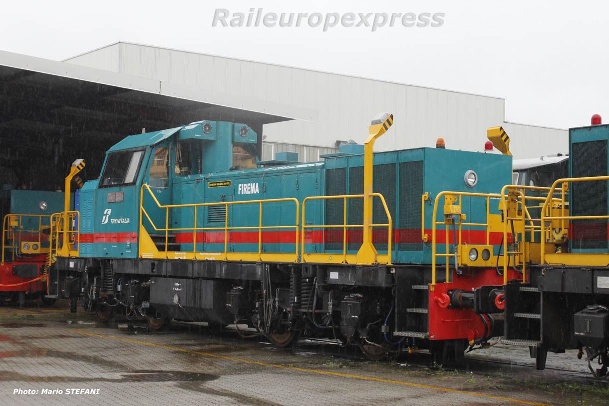 Diesel FS à Milan