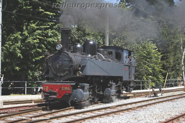 E 164 CJ à La Chaux de Fonds