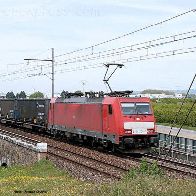 E 186 DB à Andance (F-07)