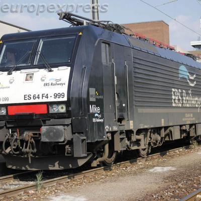 E 189 099 ERS Railwais à Muttenz